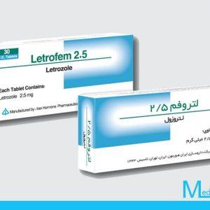 ليتروفيم 2.5 مجم (Letrozole)