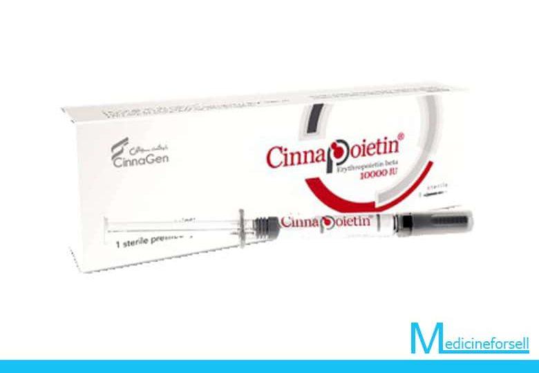 CinnaPoietin (Erythropoietin β)